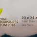 Presidente da CNA participa do Global Agribusiness Forum 2018